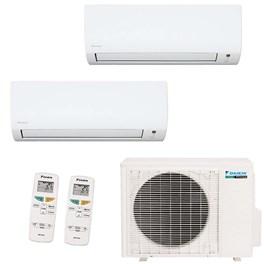Ar Condicionado Daikin Multi Split Inverter Bi-Split 23200 Quente e Frio 220V Mono e 1x 12000 Hi Wall Quente e Frio 220V Mono