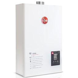 Aquecedor a Gás Digital Rheem Prestige 12 Litros GLP Bivolt