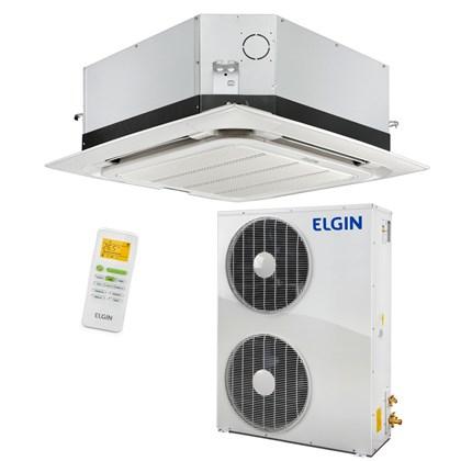 Ar Condicionado Cassete Atualle Eco Elgin 48000 BTUs Frio 380V Trifásico