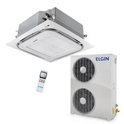 Ar Condicionado Cassete Atualle Eco Elgin 60000 BTUs Frio 380V Trifásico