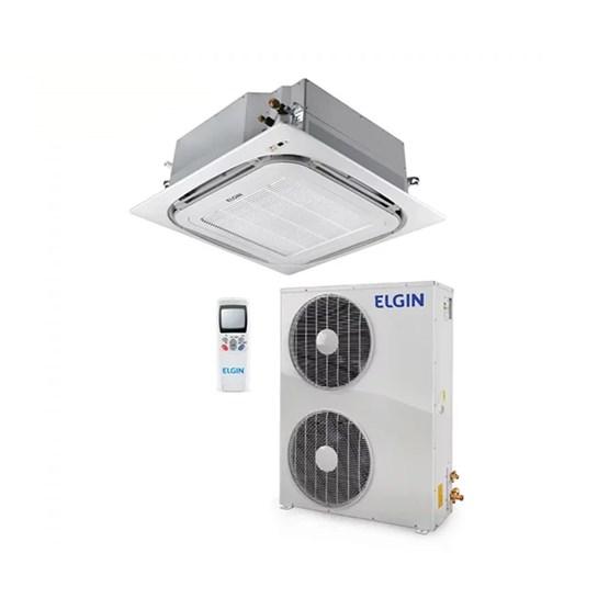 Ar Condicionado Cassete Eco Elgin 48000 BTUs Frio 220V Trifásico