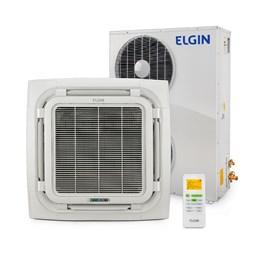 Ar Condicionado Cassete Eco Elgin 48000 BTUs Frio 380v