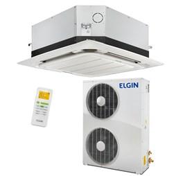 Ar condicionado Cassete Elgin 360° Atualle Eco 60000 Btus Frio 220v
