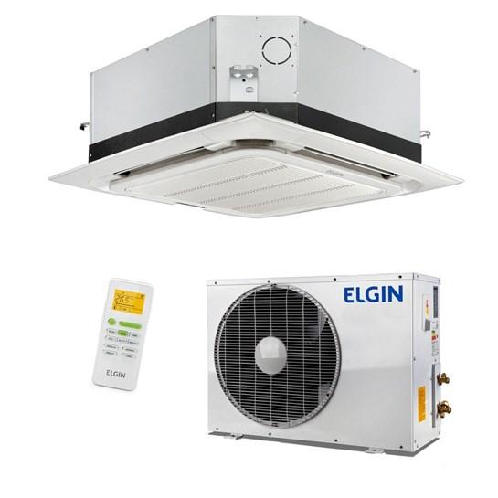 Ar condicionado Cassete Elgin 360° Eco 18000 Btus Frio 220v