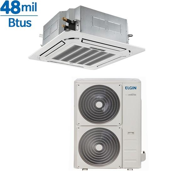 Ar Condicionado Cassete Elgin Inverter 48000 Btus Frio 220v