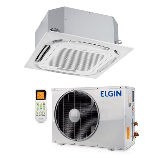 Ar condicionado Cassete Elgin Plus 18000 Btus Frio 220v