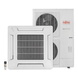 Ar Condicionado Cassete Fujitsu Inverter 42000 Btus Quente e Frio 220v