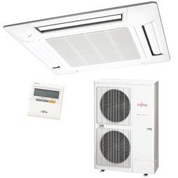 Ar Condicionado Cassete Fujitsu Inverter 42000 Btus Quente e Frio 380v