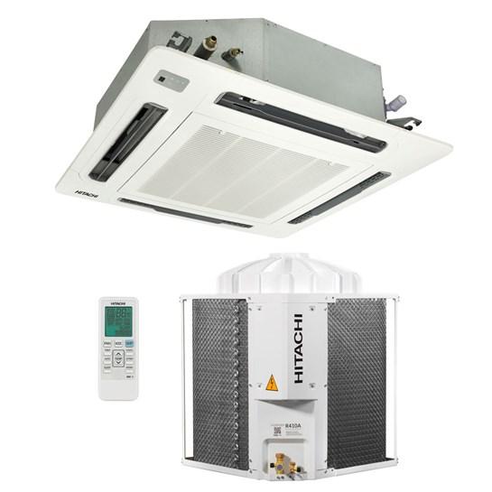 Ar Condicionado Cassete Hitachi PrimAiry 36000 Btus Frio 220v