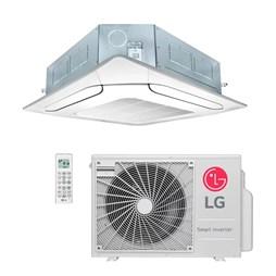Ar Condicionado Cassete LG Inverter 18000 Btus Quente e Frio 220v