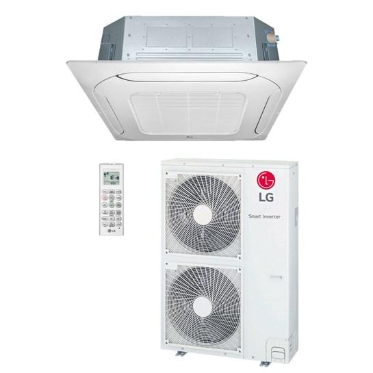 Ar Condicionado Cassete LG Inverter 47000 Btus Quente e Frio 220v
