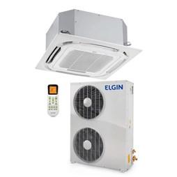 Ar Condicionado Cassete Plus Elgin 48000 BTUs Frio 380v