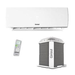 Ar Condicionado Consul Split Hi-Wall Eco 12000 Btus Quente e Frio 220V Monofásico