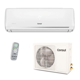 Ar Condicionado Consul Split Hi-Wall Eco 22000 Btus Quente e Frio 220V Monofásico
