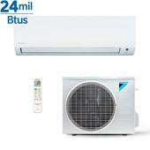 Ar Condicionado Daikin Hi-Wall 24000 Quente/Frio 220V