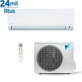 Produto Ar Condicionado Daikin Hi-Wall 24000 Quente/Frio 220V