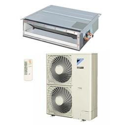 Ar Condicionado Dutado Daikin Inverter Sky Air 42000 Btus Quente e Frio 220v