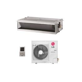 Ar Condicionado Duto Inverter 36000 Btus Frio 220v Monofásico LG