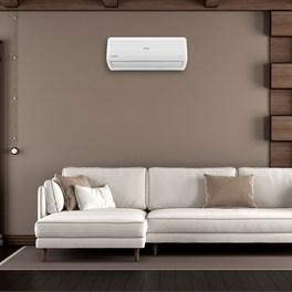 Ar condicionado Eco Inverter Elgin Eco 24000 Btus Quente e Frio 220v