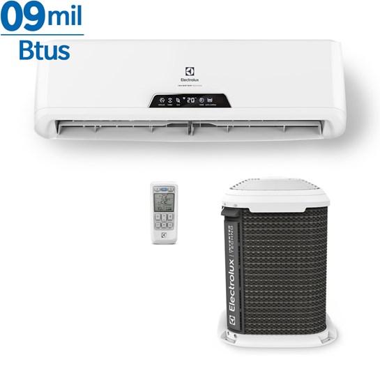 Ar Condicionado Electrolux Hi-Wall Split Inverter 9000 Btus Frio 220V