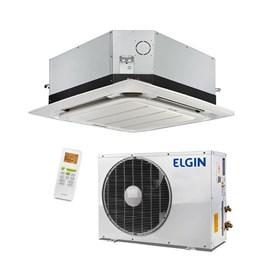 Ar Condicionado Elgin Cassete Eco 24000 Quente e Frio 220V Mono