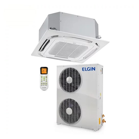 Ar Condicionado Elgin Cassete Plus 36000 BTUs Frio 220V Monofásico