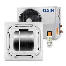 Ar Condicionado Elgin Cassete Plus 36000 BTUs Quente e Frio 220V Monofásico