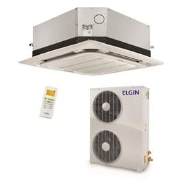 Ar Condicionado Elgin Eco Cassete 48000 Quente e Frio 220V Trifásico