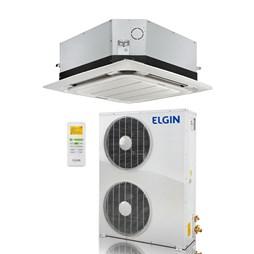 Ar Condicionado Elgin Eco Cassete 48000 Quente e Frio 380V Trifásico