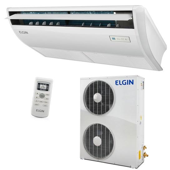 Ar Condicionado Elgin Eco Split Piso Teto 60000 Frio 220V Trifásico