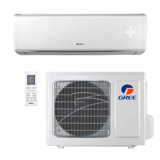 Ar Condicionado Gree Split Eco Garden Hi Wall 12000 Btus Frio 220V