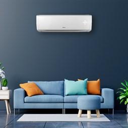 Ar Condicionado Gree Split Eco Garden Hi Wall 12000 Btus Quente e Frio 220V