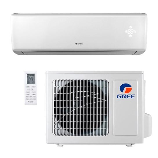 Ar Condicionado Gree Split Eco Garden Hi Wall 12000 Btus Quente e Frio 220V Mono