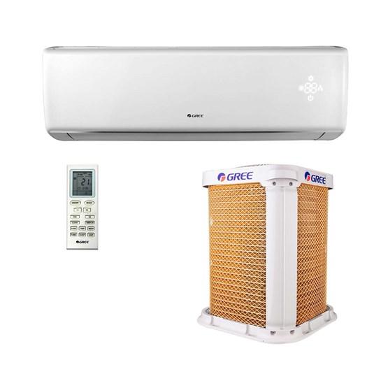 Ar Condicionado Gree Split GTop Hi Wall 9000 Btus Quente e Frio 220V