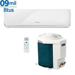 Ar Condicionado Hi Wall 09000 Btus Quente/Frio 220v Philco