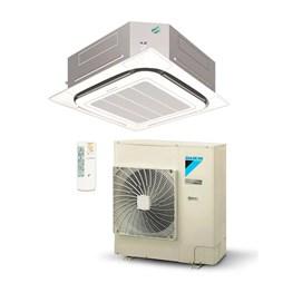 Ar Condicionado Inverter Cassete 30000 Btus Quente e Frio 220v Sky Air Daikin