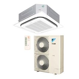 Ar Condicionado Inverter Cassete 42000 Btus Quente e Frio 220v Sky Air Daikin