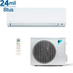 Ar condicionado Inverter Daikin Advance 24000 Btus Quente e Frio 220v