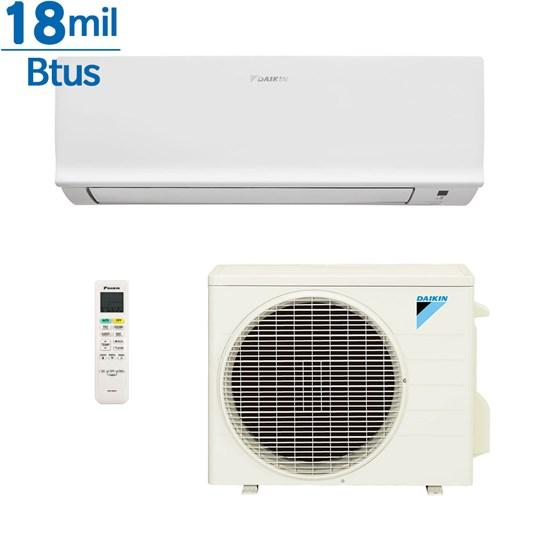 Ar Condicionado Inverter Daikin Exclusive 18000 Btus Quente e Frio 220v