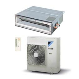 Ar Condicionado Inverter Dutado 30000 Btus Quente e Frio 220v Sky Air Daikin