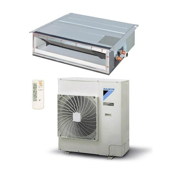 Ar Condicionado Inverter Dutado 36000 Btus Quente e Frio 220v Sky Air Daikin