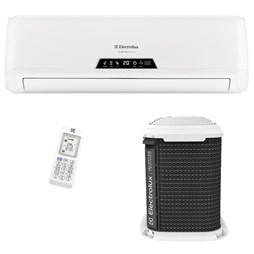 Ar Condicionado Inverter Electrolux  18000 Btus Quente e Frio 220v