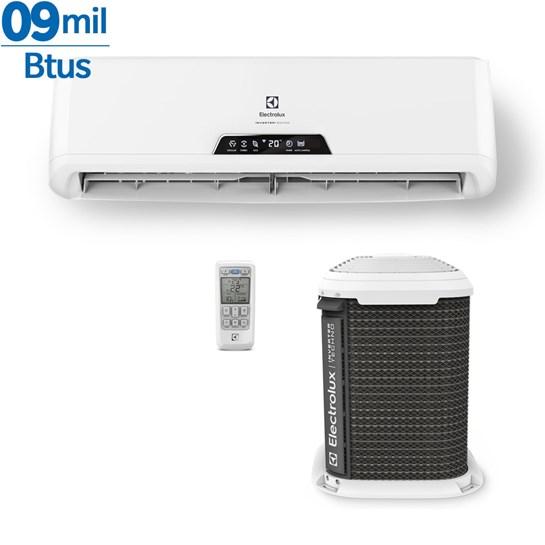 Ar Condicionado Inverter Electrolux 9000 Btus Quente e Frio 220v