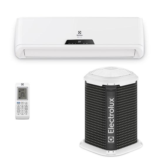 Ar Condicionado Inverter Electrolux Hi-Wall 22000 Frio 220V Cond. Barril