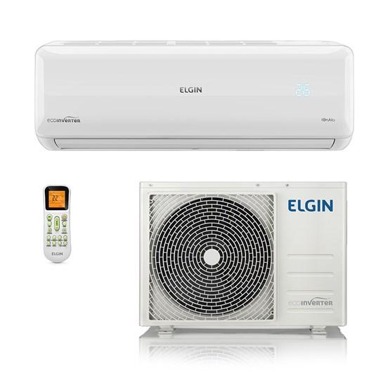 Ar Condicionado Inverter Elgin Eco 12000 Btus Quente e Frio 220v