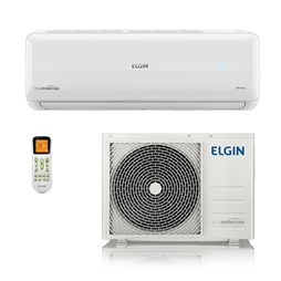 Ar Condicionado Inverter Elgin Eco 24000 Btus Frio 220v