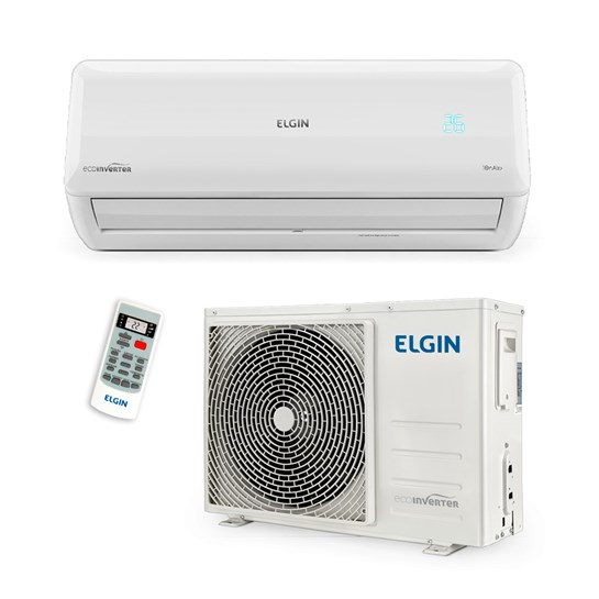 Ar condicionado Inverter Elgin Eco 30000 Btus Frio 220v