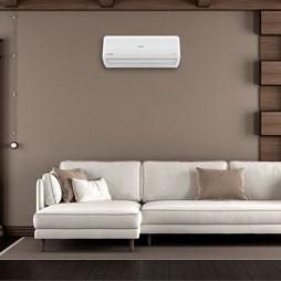 Ar Condicionado Inverter Elgin Eco 9000 Btus Quente e Frio 220v