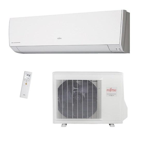 Ar Condicionado Inverter Fujitsu Com Sensor 12000 Btus Frio 220v