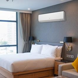 Ar condicionado Inverter Fujitsu Com Sensor 9000 Btus Quente e Frio 220v